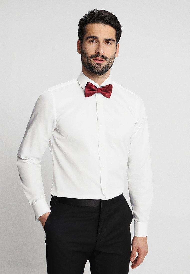 Strellson - SANTOS UMA SLIM FIT - Camicia elegante - white