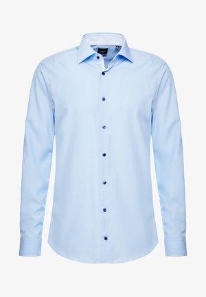 SANTOS ADDITION SLIM FIT - Camicia elegante - light blue
