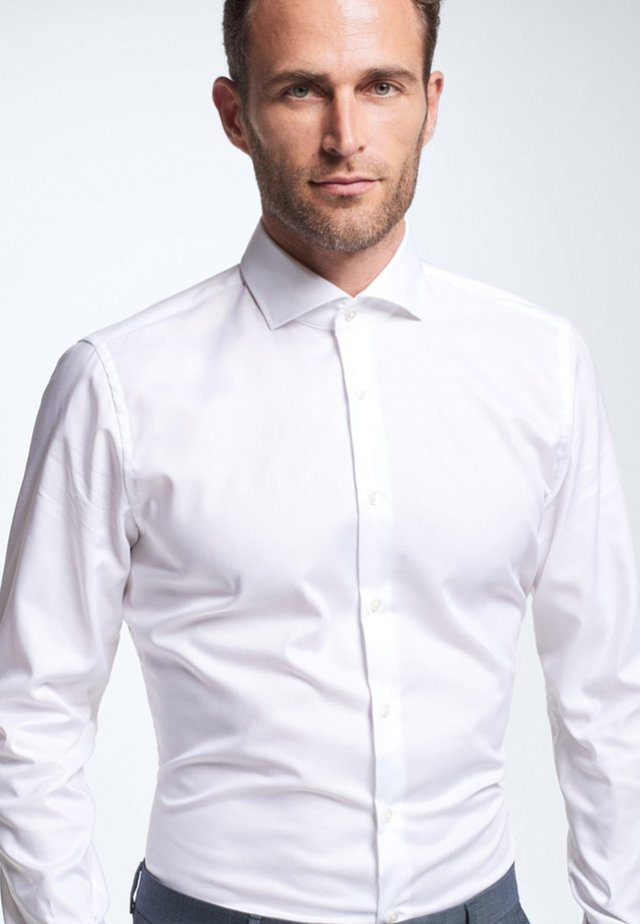 SERENO - Formal shirt - white