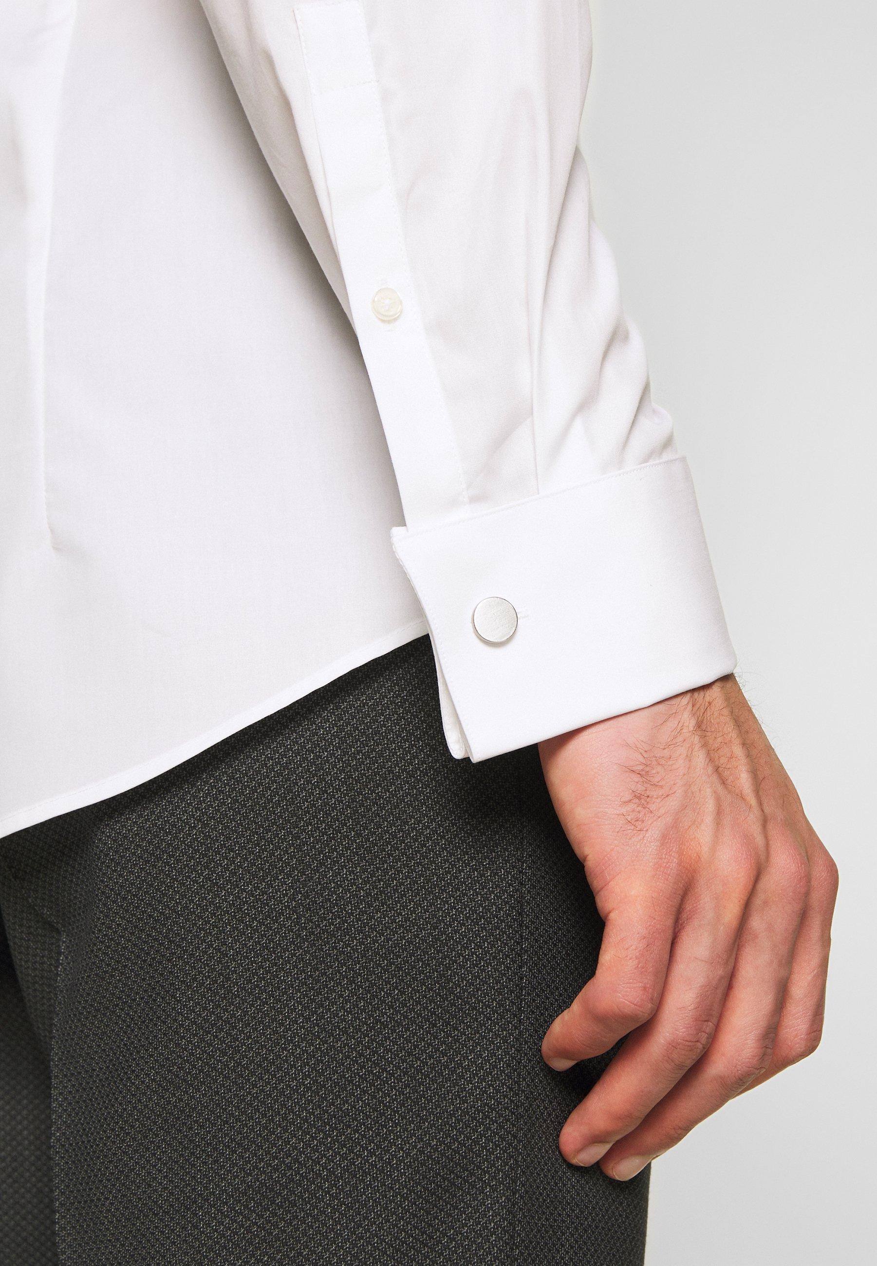 Strellson Silan-uma Slim Fit - Business Skjorter White