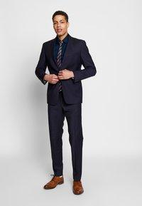 Strellson - SANTOS - Zakelijk overhemd - dark blue - 1