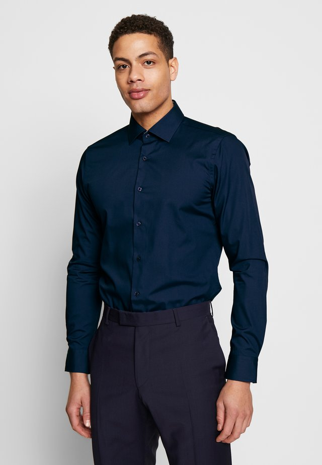 SANTOS - Formal shirt - dark blue