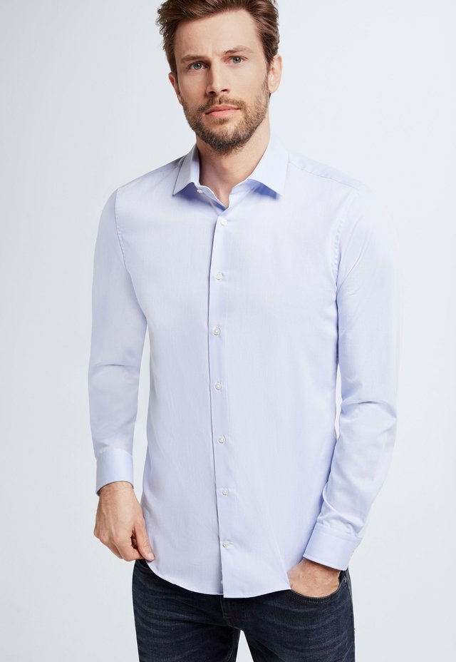 SANTOS - Shirt - light blue