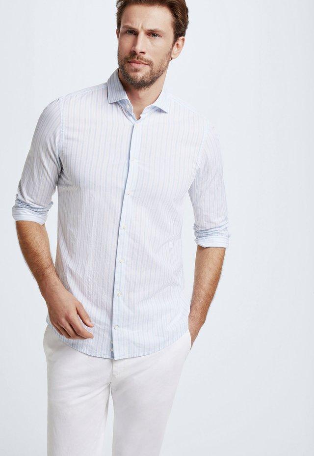 SERENO - Shirt - blue