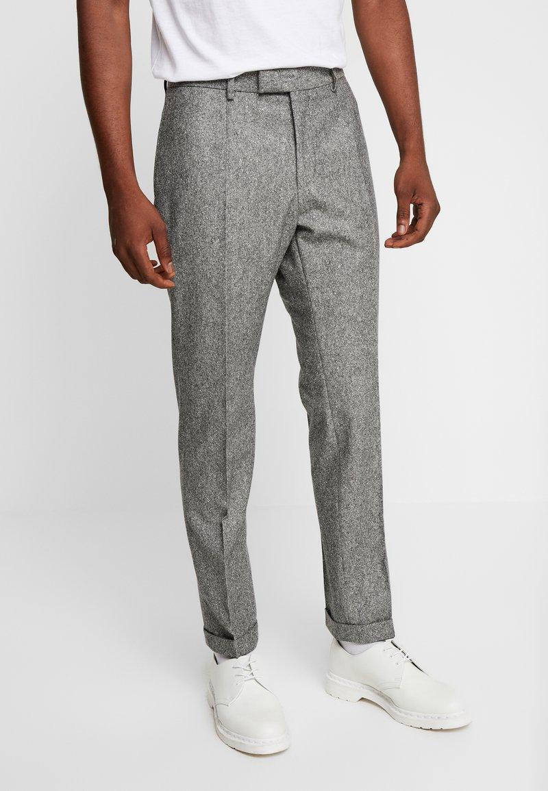 Strellson - QUINTEN - Trousers - mottled grey