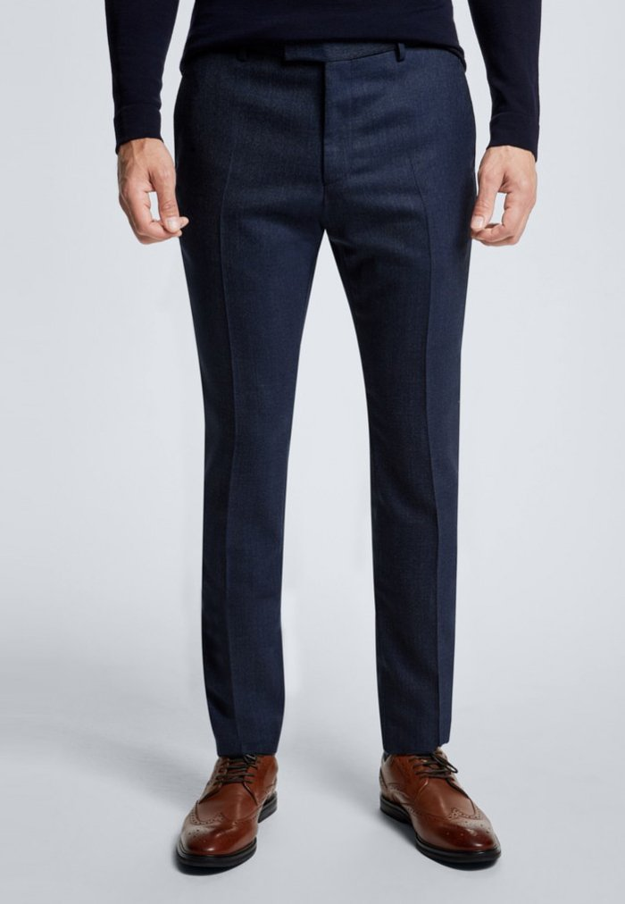 Strellson - MADDEN - Suit trousers - dark blue