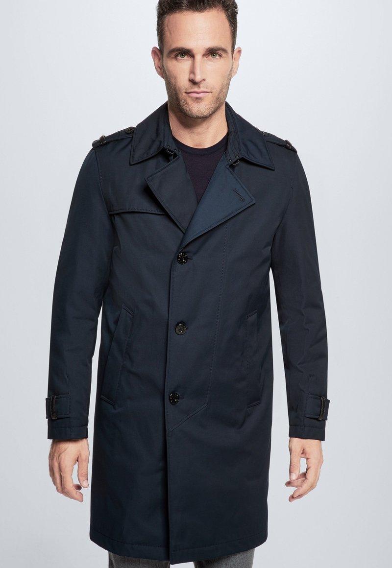 Strellson - GRANGE - Short coat - dark blue