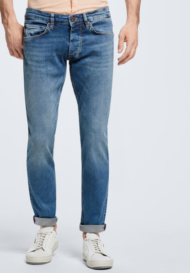 ROBIN - Slim fit jeans - bright blue