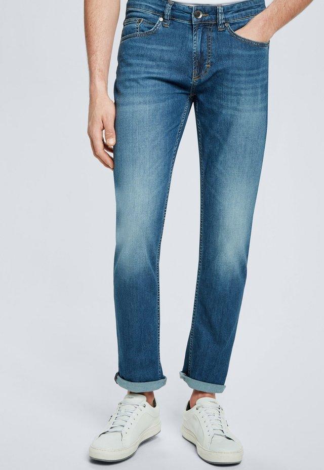 LIAM - Slim fit jeans - blau