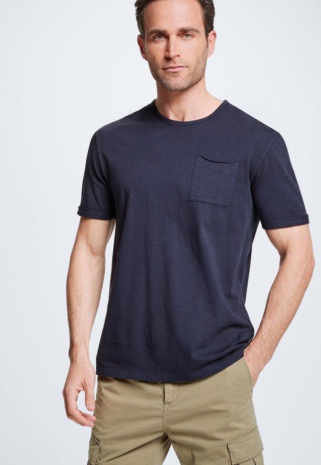 COLIN - Basic T-shirt - dunkelblau
