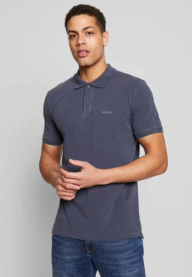 PHILLIP - Polo shirt - dark blue