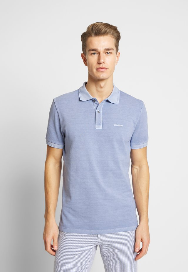 PHILLIP - Polo shirt - light blue