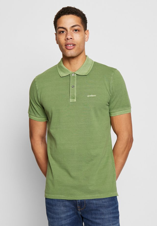 PHILLIP - Polo shirt - green