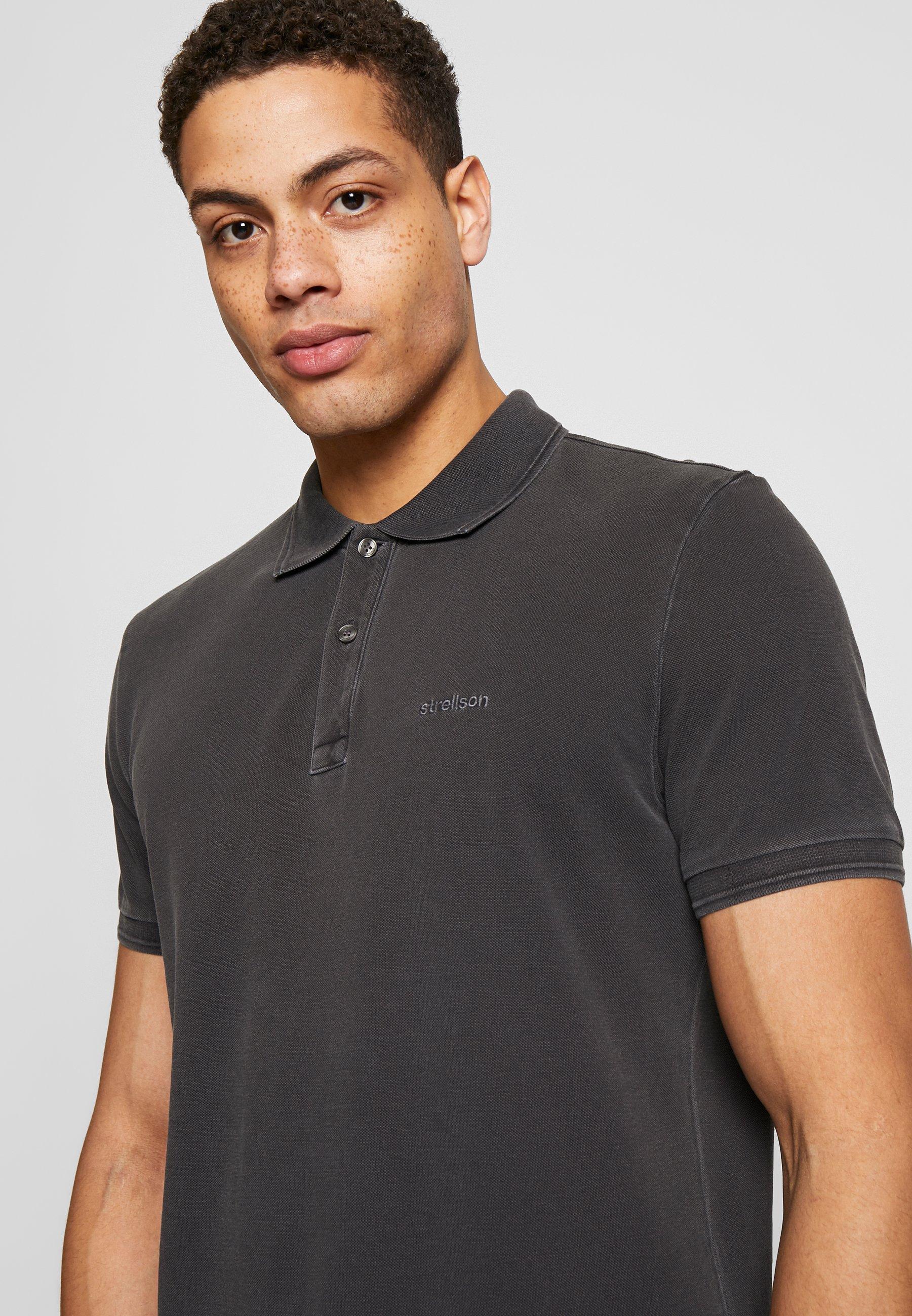Strellson PHILLIP - Koszulka polo - black