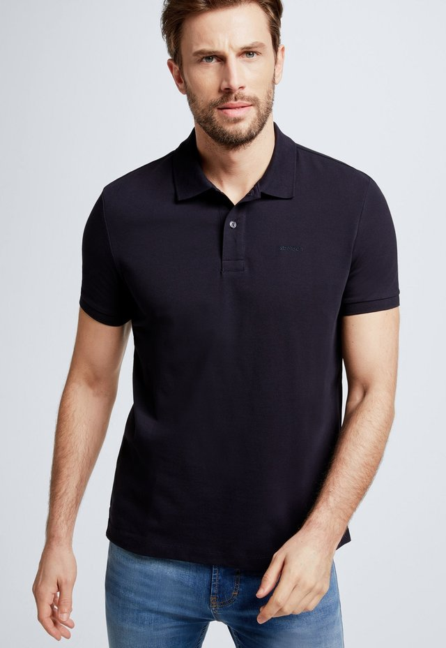 PETTER - Polo shirt - dark blue
