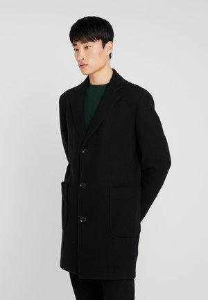 HOLBORN - Zimní kabát - black