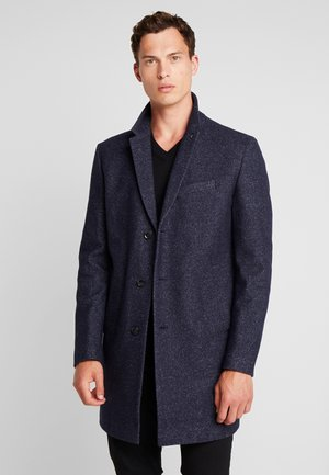 HIGH STREET - Cappotto classico - mottled dark blue
