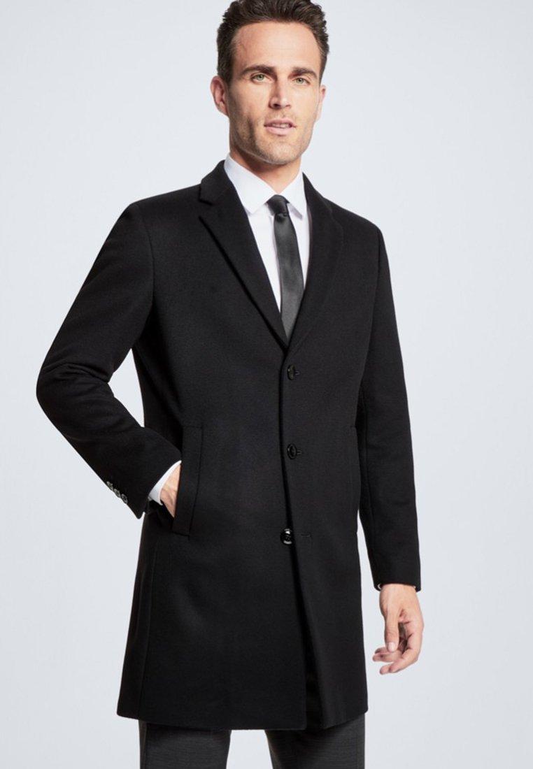 Strellson - MANTEL LAWSON - Classic coat - black