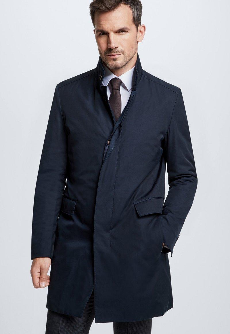 Strellson - MAYFAIR - Classic coat - dunkelblau