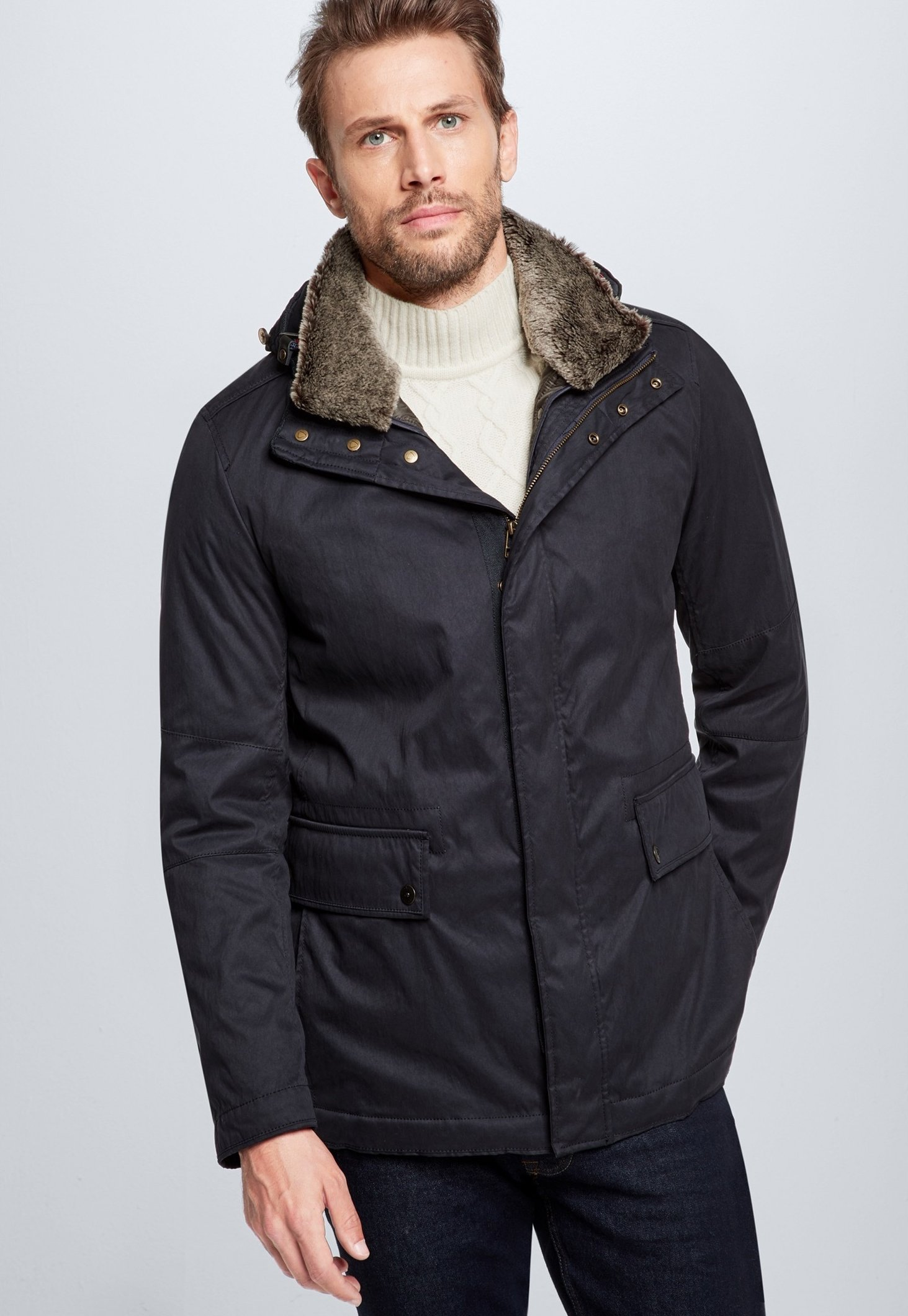 Strellson 3 in 1- Blouson navy