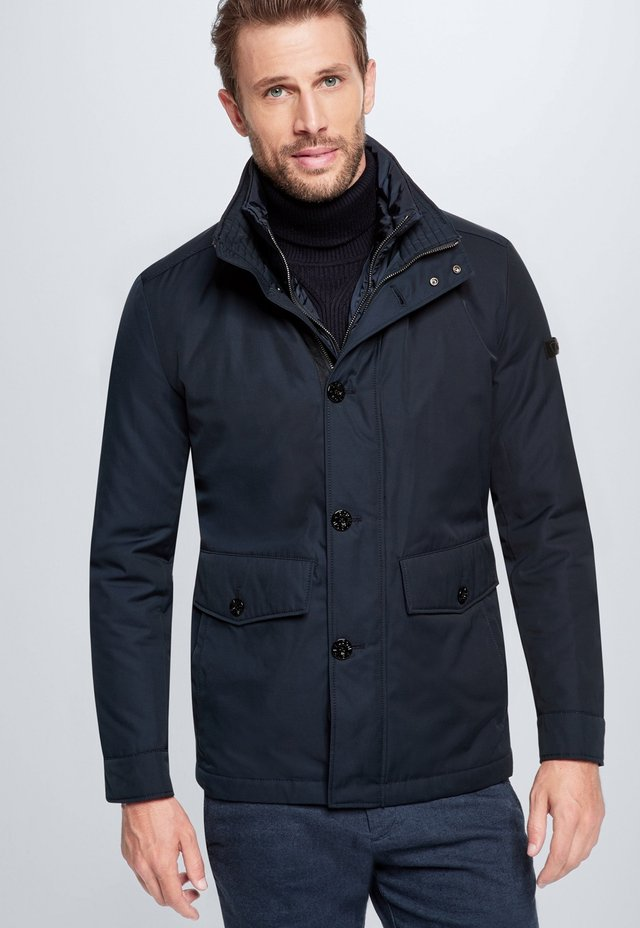 COURT FIELD JACKET - Light jacket - dark blue