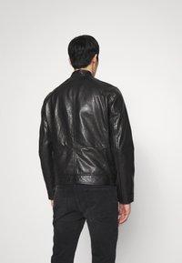 Strellson - MELBOURNE - Leren jas - black - 2