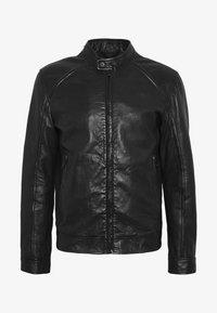 Strellson - MELBOURNE - Leren jas - black - 4