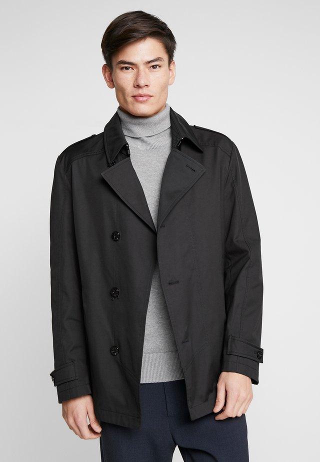 PESARO - Lehká bunda - black