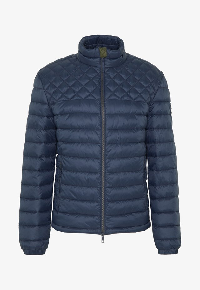 4 SEASONS JACKET - Lett jakke - bleu