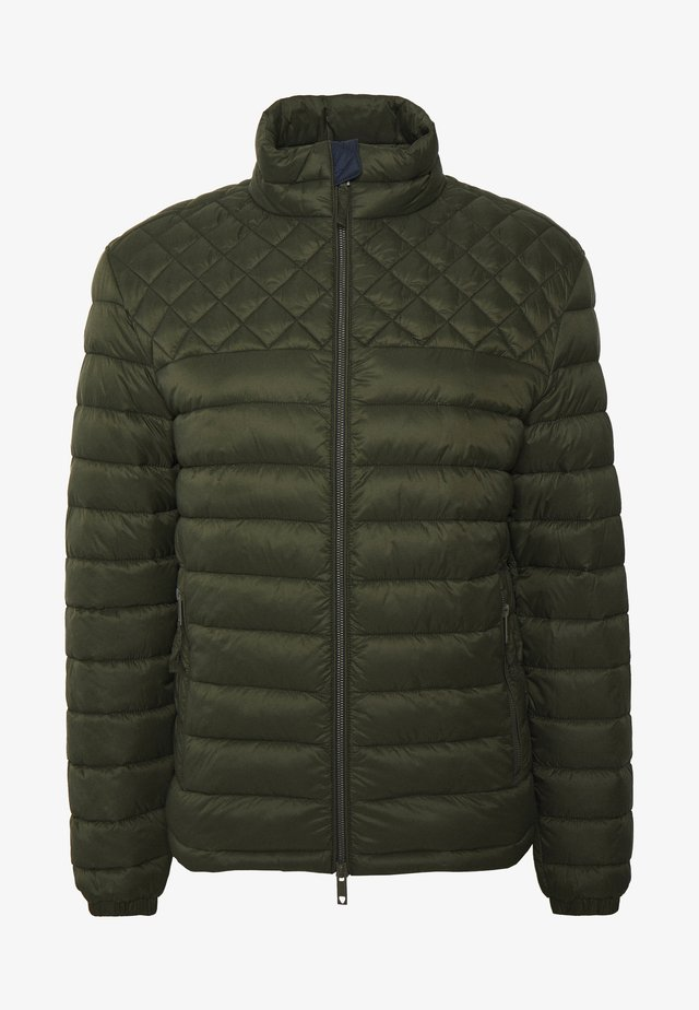 4 SEASONS JACKET - Lett jakke - olive