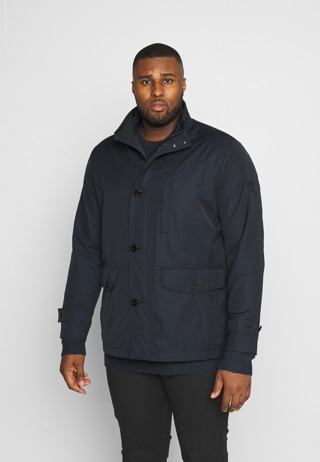 AVERSA U PLUS - Übergangsjacke - dark blue