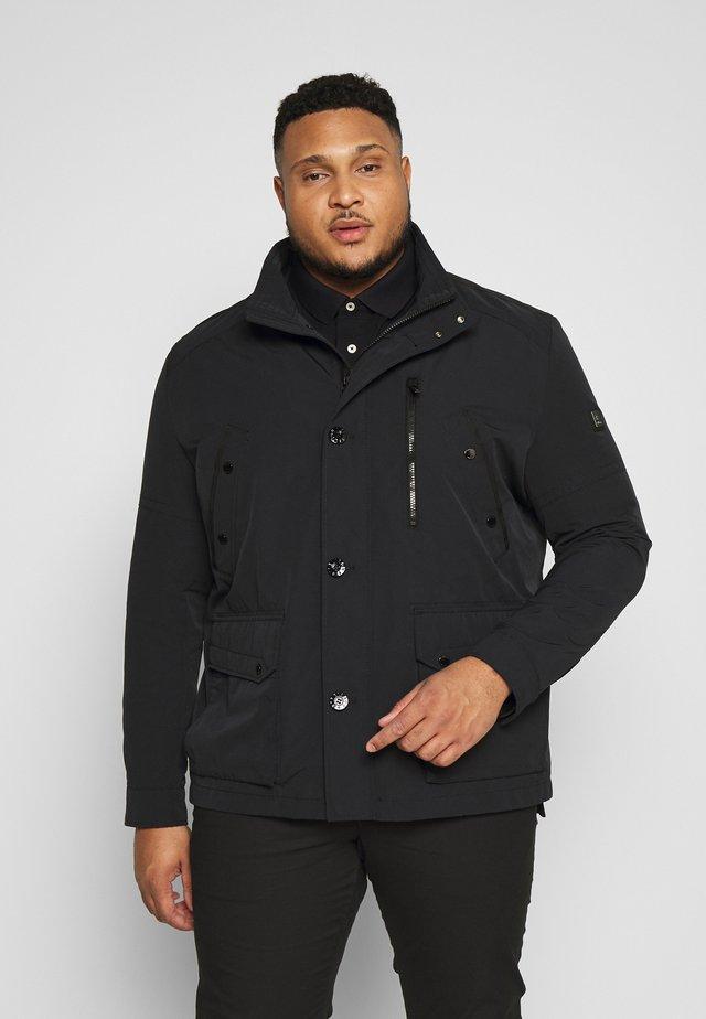 GARDEN CITY PLUS - Summer jacket - dark blue
