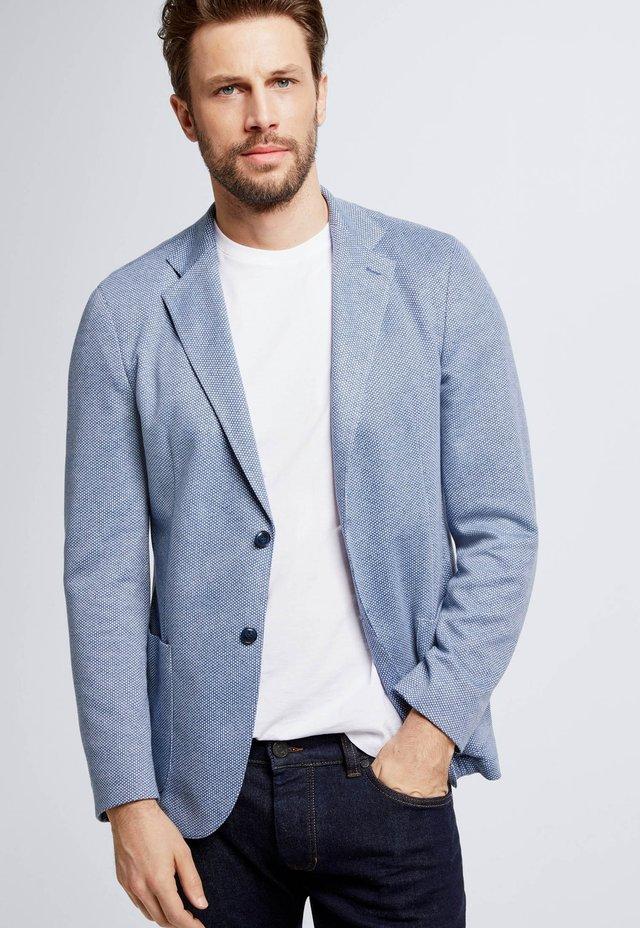 Blazer jacket - lt/pastel blue
