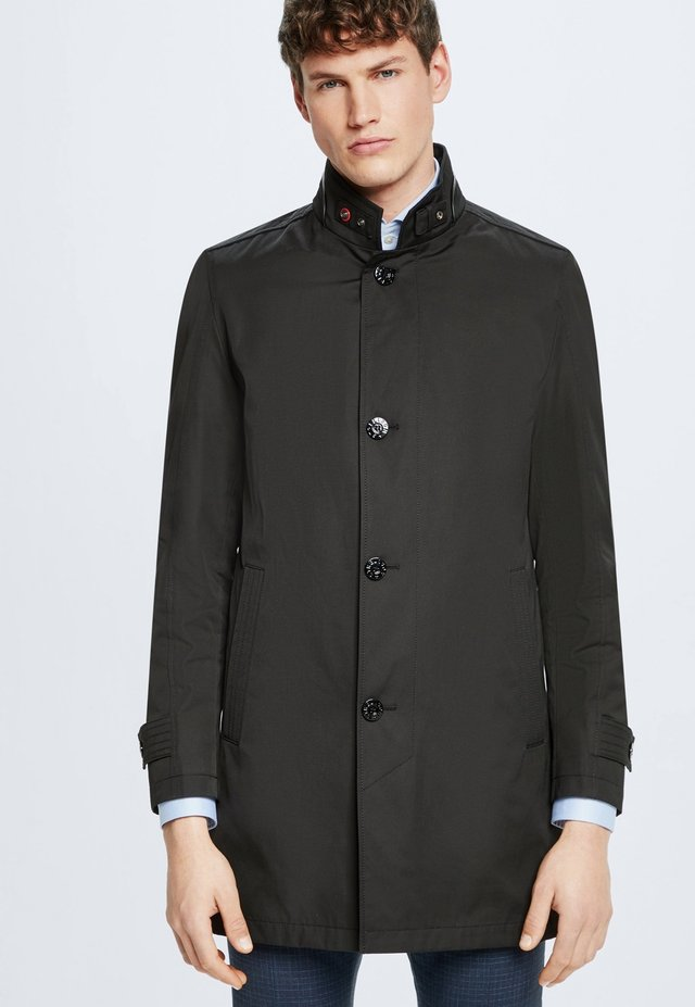 RICHMOND - Short coat - black                      001