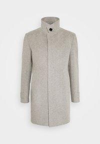 Klasický kabát - grey