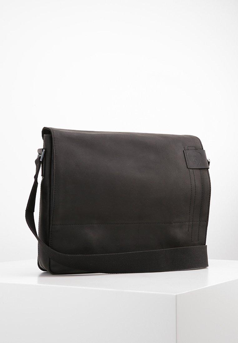Strellson - RICHMOND - Across body bag - schwarz