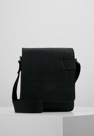 RICHMOND SHOULDERBAG - Across body bag - black