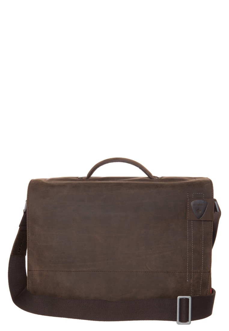 Strellson RICHMOND - Borsa a tracolla - dark brown