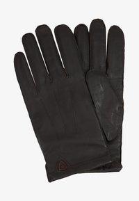 Strellson - GLOVES - Gloves - brown - 0