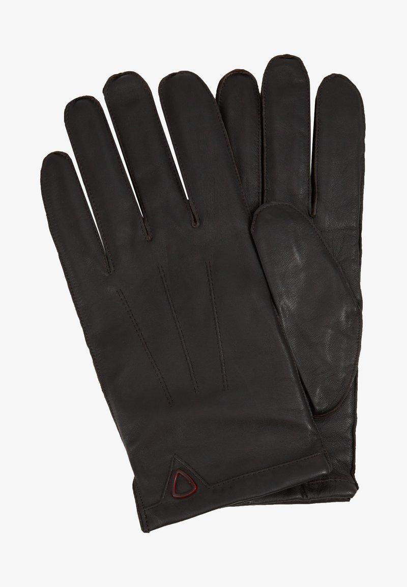 Strellson - GLOVES - Gloves - brown