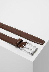 Strellson - Belt business - cognac - 2