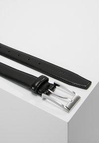 Strellson - Formální pásek - black - 2