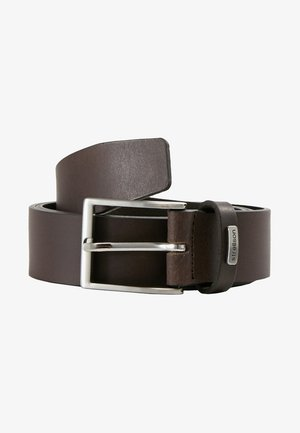 BELT - Vyö - dark brown
