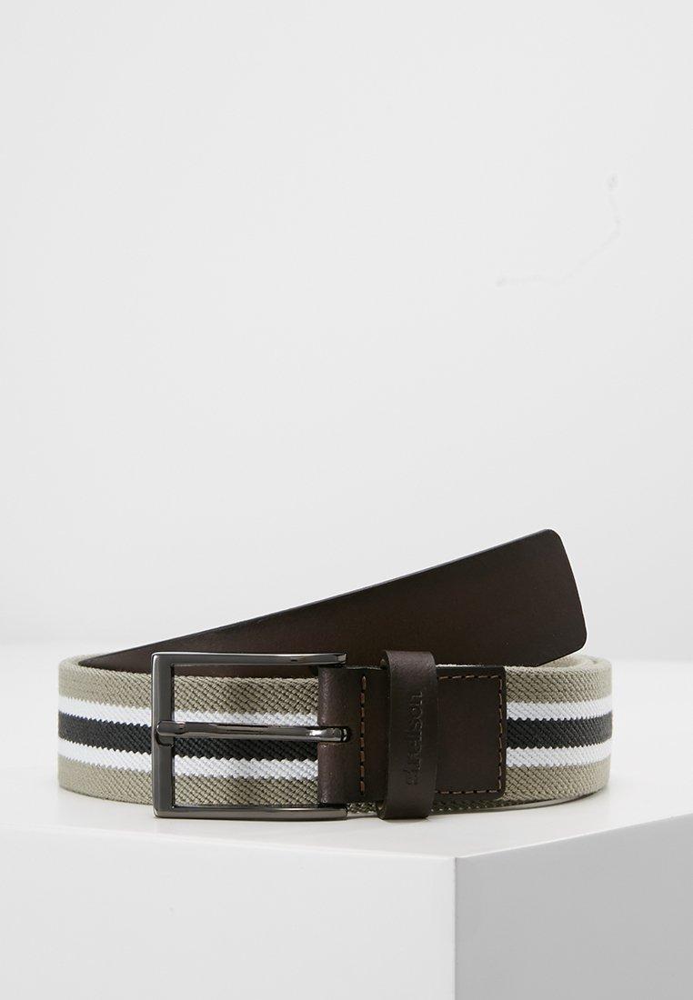 Strellson - BELT - Belt - grey