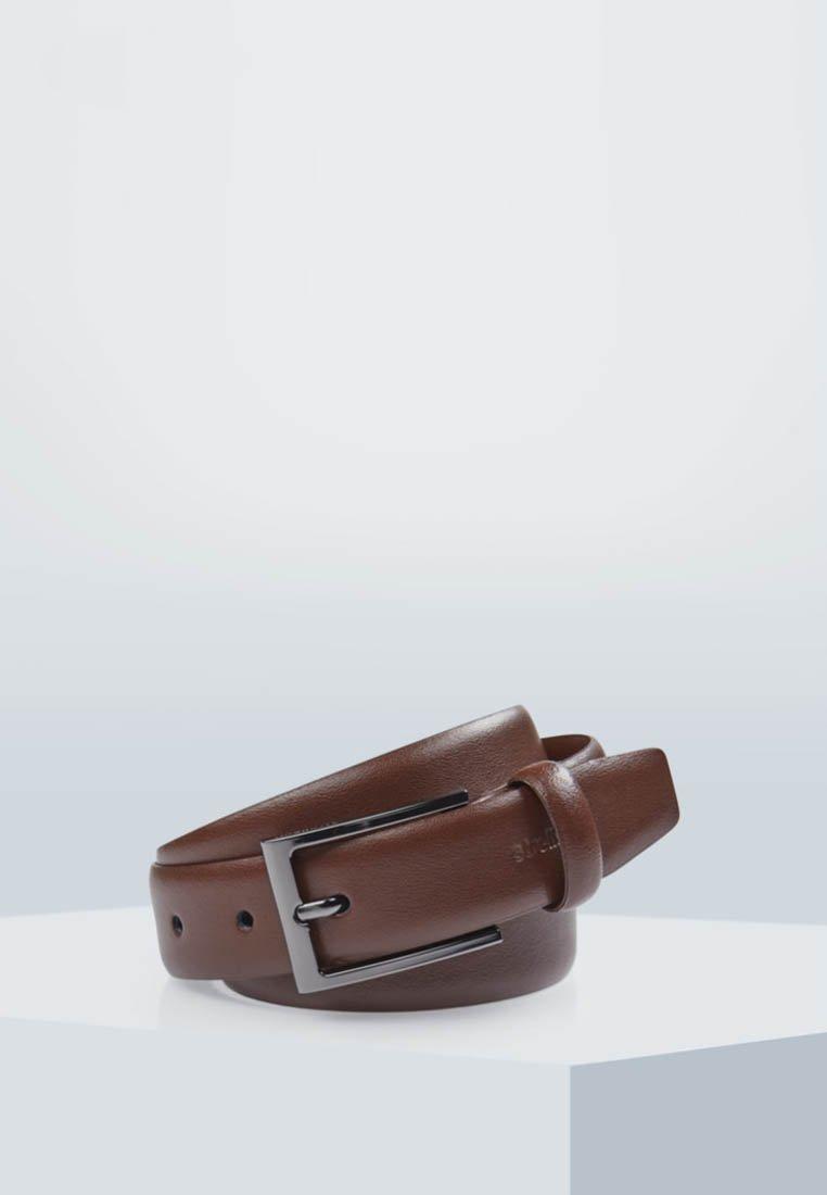 Strellson - Belt business - cognac
