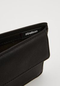Strellson - BLACKWALL BILLFOLD - Peněženka - black - 2