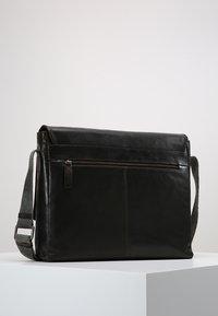 Strellson - Across body bag - dark brown - 2