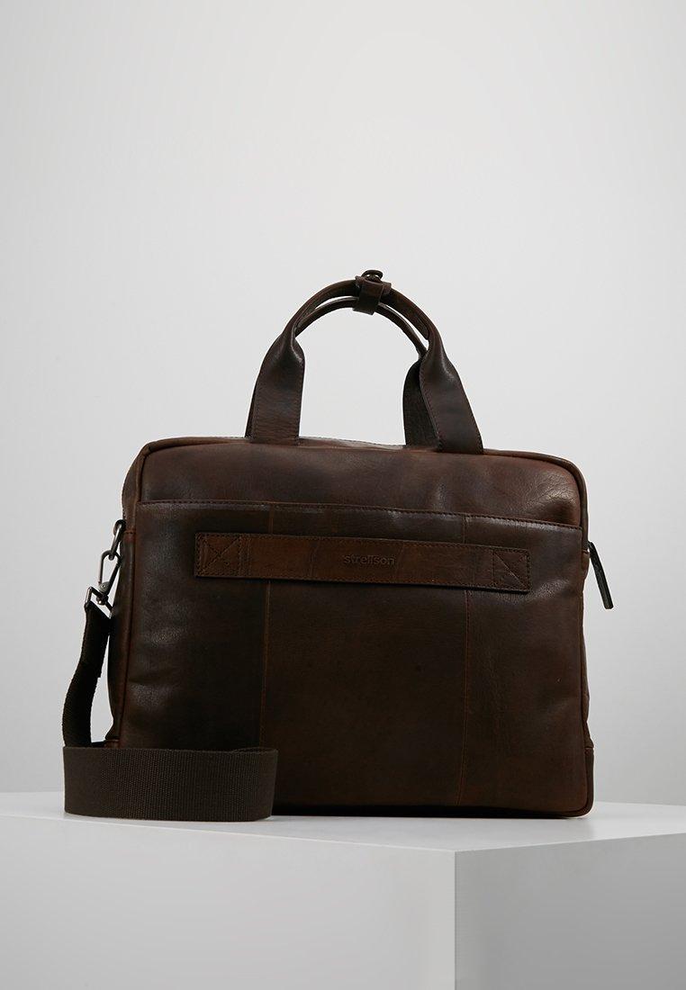 Strellson - Briefcase - dark brown