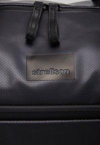 Strellson - STOCKWELL - Taška na víkend - black - 7