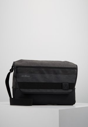 FINCHLEY - Across body bag - darkgrey